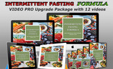 Thumbnail The Intermittent Fasting Formula eBook VIDEO Package MRR