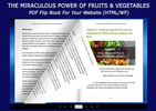Thumbnail Miraculous Power of Fruits & Vegetables eBook as a Flip Book