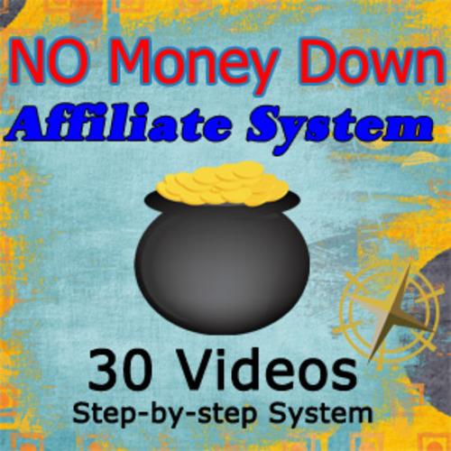 Pay for No Money Down Affiliate System
