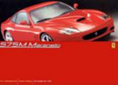 Thumbnail Ferrari 575M Maranello Owners Manual US Version 2003