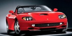 Thumbnail Ferrari 550 Barchetta Owners Manual US 2001