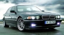 Thumbnail BMW E38 7 Series 740i-740iL-750iL Owners Manual 2000