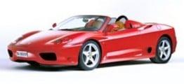 Thumbnail Ferrari 360 Spider Owners manual US 2003