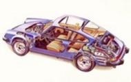 Thumbnail Porsche 911 T/E/S/SC/Carrera factory workshop manual 72-83
