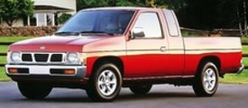 Thumbnail Nissan D21 Truck Factory Service-Repair manual for 1997