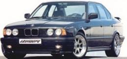 Thumbnail BMW E34 520i-525i-524TD-530i-535i workshop manual 88-96