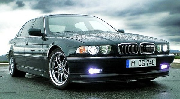 Pay for BMW E38 7 Series 740i-740iL-750iL Owners Manual 2000