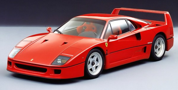 Free Ferrari F40 Owners Manual US for 1992. Download thumbnail