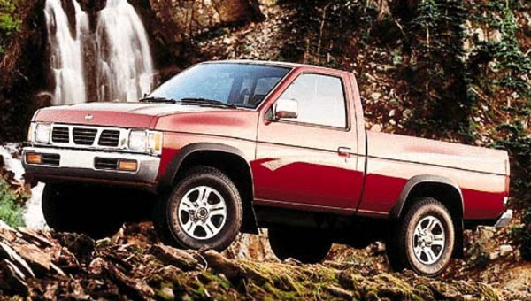 Pay for Nissan D21 Truck-Pathfinder Service-Repair manual 1994