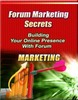 Thumbnail **Brand New Forum Marketing Secrets**