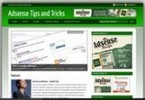 Thumbnail **Brand New Wordpress Monitized Adsense Blog Template**