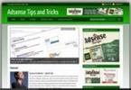 Thumbnail **Brand New Wordpress Monitized Adsense Blog Template**