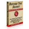 Thumbnail Before The Secret By Charles F. Haanel with PLR