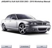 Thumbnail JAGUAR XJ XJ6 XJ8 WORKSHOP SERVICE MANUAL X350 2003 - 2010