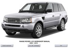 Thumbnail RANGE ROVER L322 2007 - 2010 WORKSHOP SERVICE REPAIR MANUAL