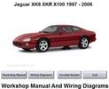 Thumbnail JAGUAR XK8 XKR 1997 - 2006 WORKSHOP SERVICE REPAIR MANUAL -