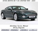 Thumbnail Aston Martin DB7 V12 Vantage 1999 - 2003 Workshop Service Re