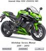 Thumbnail Kawasaki Ninja 1000 Z1000SX  2011 - 2013 Workshop Manual
