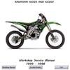 Thumbnail Kawasaki KX125 & KX250 Workshop Manual 1994 - 1998