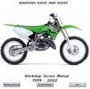Thumbnail KAWASAKI KX125 & KX250 WORKSHOP REPAIR MANUAL
