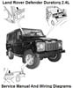Thumbnail Land Rover Defender Duratorq 2.4L TDCi Workshop Manual