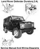 Thumbnail Land Rover Defender Duratorq 2.4L TDCi Workshop Manual
