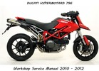 Thumbnail Ducati Hypermotard 796 Workshop Service Manual