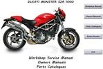 Thumbnail Ducati monster S2R 1000 Workshop Service Manual