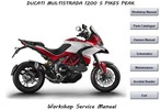 Thumbnail Ducati Multistrada 1200S Pikes Peak Workshop Manual