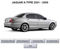 Thumbnail Jaguar X Type Workshop Service Repair Manual 2001 - 2009