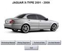 Thumbnail Jaguar X Type Workshop Service Repair Manual 2001 - 2009