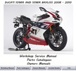 Thumbnail Ducati 1098R & 1098R Bayliss Workshop Service Manual