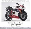 Thumbnail Ducati 1098R & 1098R Bayliss Workshop Service Manual