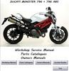 Thumbnail Ducati monster 796 + 796 ABS Workshop Service Manual