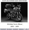 Thumbnail Ducati Multistrada 1200S Granturismo Service Manual