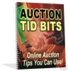 Thumbnail Auction Tid Bits - E-Book