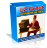 Thumbnail EZ Greet Christmas Greeting Card Creator + MASTER RESALE RIGHTS