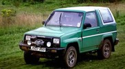 Thumbnail 1984-1992 Daihatsu F300 (Feroza, Rocky) (HD Engine) Workshop Repair Service Manual