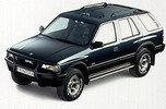 Thumbnail 1991-1998 Vauxhall/Opel Frontera Workshop Repair Service Manual