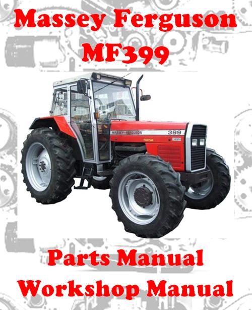 massey ferguson mf 399 spare parts workshop manual download man rh tradebit com massey ferguson 399 workshop manual Massey Ferguson 1100