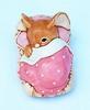 Thumbnail Ceramic Pendelfin Rabbit
