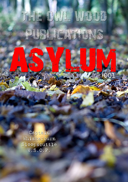 Pay for ASYLUM! The Owl Wood Publications: 001