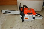 Thumbnail STIHL 038 Chain Saws Service Repair Manual