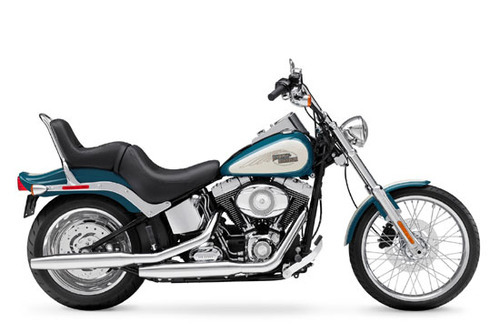 Pay for 2000-2005 Harley-Davidson FLST and FXST Softail Series Service Repair Manual