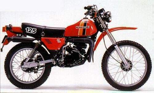 Pay for 1973,1978,1979 Kawasaki KE125 Service Repair Manual
