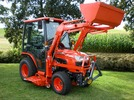 Thumbnail Kubota B1830 B2230 B2530 B3030 Tractor Workshop Manual