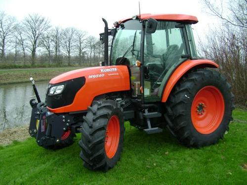 pay for kubota m9540 low profile(supplement) tractor workshop manual