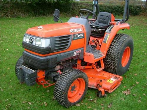 Kubota Tractor Hydraulics Troubleshooting : Kubota tractor sta series workshop service repair