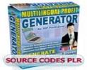 Thumbnail Multi Lingual Profit Generator