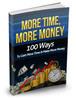 Thumbnail More Time More Money